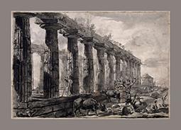 fig. 4 Piranesi Paestum